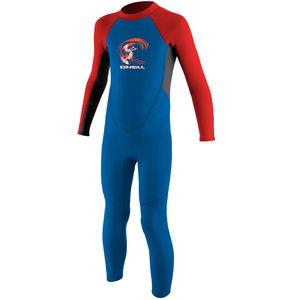 Toddler Reactor II 2mm Back Zip Full Wetsuits