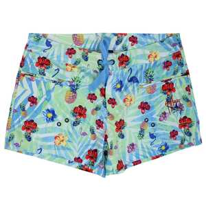 Women's Burst of Tropics Shorts