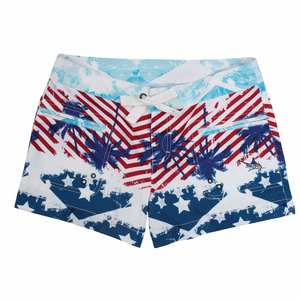 Women's Palms Short Shorts
