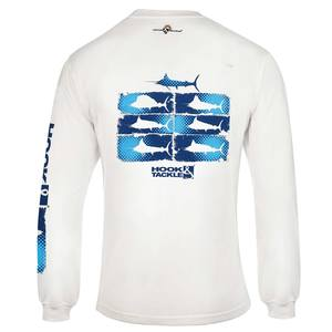 Men's Billfish Collage Shirt