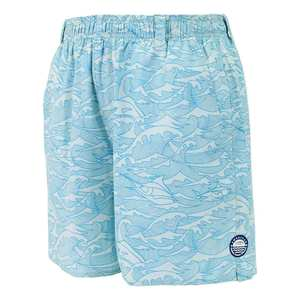 Men's Wavy Gravy Swim Trunks
