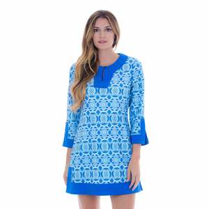 Women's Cabana Tunic Dress