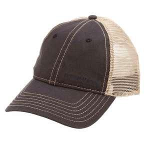 Men's Distressed Trucker Hat