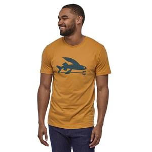 Men's Flying Fish Organic Shirt