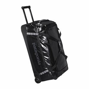 120L Black Hole Wheeled Duffel Bag