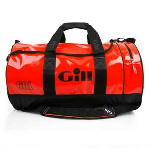 60L Waterproof Tarp Barrel Bag