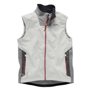 Men's Race Softshell Vest