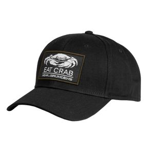 Men's Eat Crab Ball Cap