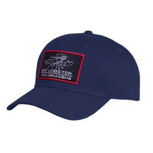 Men's Eat Lobster Ball Cap