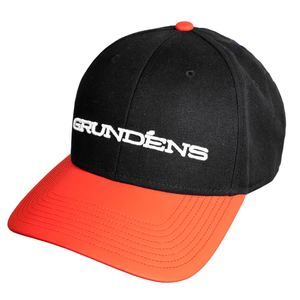 Men's PVC-Brim Logo Hat