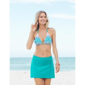 Women's Skirted Swim Bikini Bottoms