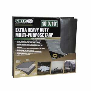 Extra Heavy Duty Multi-Purpose Tarps