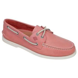 0986f9642a New Men s Authentic Original 2-Eye Boat Shoes. SUNWASHED RED. SPERRY