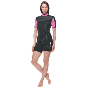 Women's Sense Shorty 3mm Wetsuits
