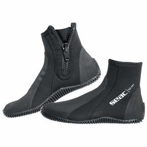 5mm Regular Dive Boots with Zipper