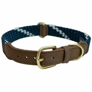 Yacht Braid Dog Collars