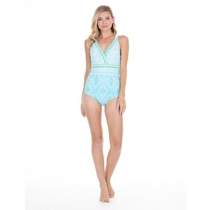Women's Crystal Lagoon One-Piece Swimsuit