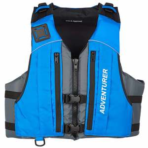 Paddle Adventurer Life Jackets