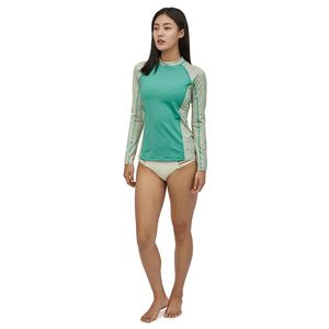 Women's Microswell Rash Guard