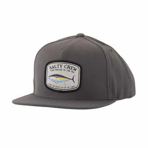 reputable site 474b4 3e386 Men s Pacific Trucker Hat. DARK GREY. SALTY CREW