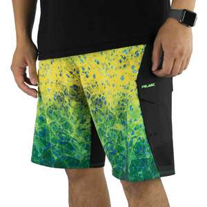 Men's FX-Pro Tactical Fishing Hex Board Shorts