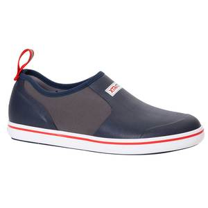 Men's Waterproof Slip-On Deck Shoes