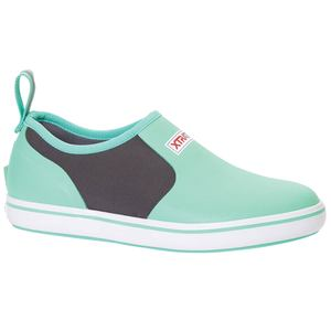 Women's Waterproof Slip-On Deck Shoes