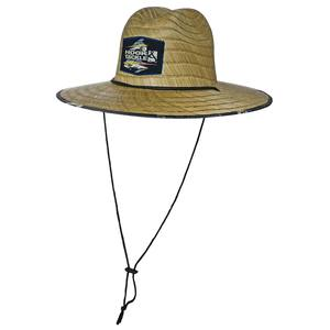Marlin Lifeguard Straw Fishing Hat