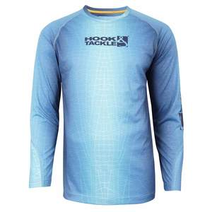 Men's Fractal Skin Wicked Dry & Cool Tech Shirt