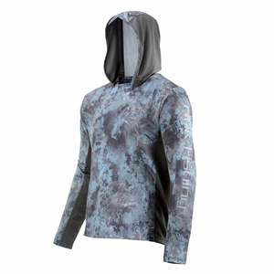 Men's Icon Camo Hooded Tech Shirt