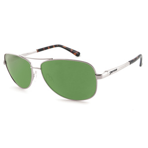 4624ef55b5 New Fly Boy Polarized Sunglasses. SILVER GREEN MIRROR. PEPPERS POLARIZED  EYEWARE