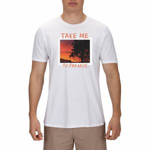 Men's Take Me To Paradise Shirt