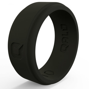 Men's Step Edge Q2X™ Silicone Ring