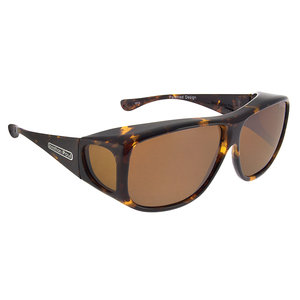 Aviator Fitover Polarized Sunglasses