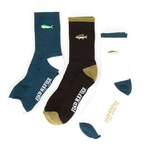 Men's Alpha Crew Socks