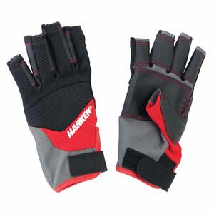 Newport Short Finger Sailing Gloves