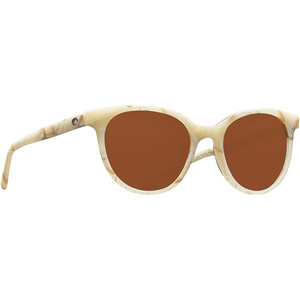 93fc74fe830d6 New Isla 580G Polarized Sunglasses. SEASHELL COPPER. COSTA