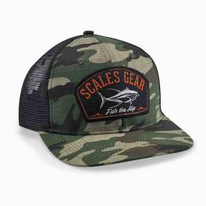Men's Fish The Rip Trucker Hat