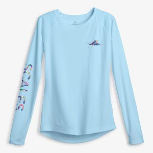 Women's Tropical Sailfish Performance Shirt
