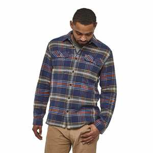 Men's Fjord Flannel Shirt