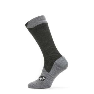 Men's Waterproof All Weather Crew Socks