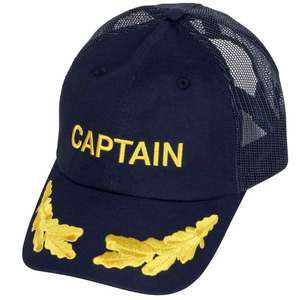 Sailor Series Captain Hat