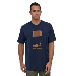 Men's Live Simply® Happy Hour Organic Shirt