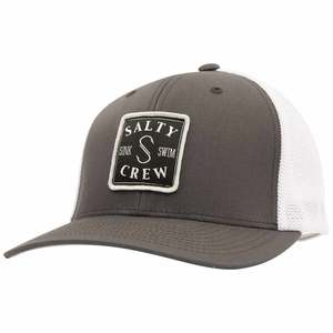Men's S-Hook Retro Trucker Hat
