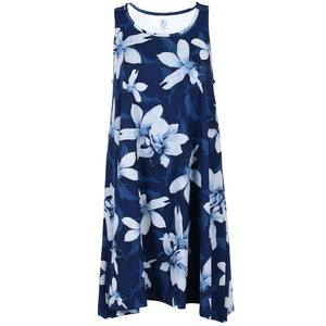 Women's Dolphin Floral Dress