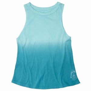 Women's More Sun Dip Dye Tank Top