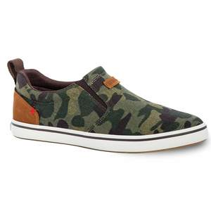 Men's Canvas Sharkbyte Deck Shoes