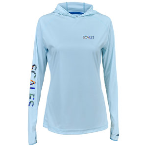Women's Fly Sail Pro Performance Hooded Shirt