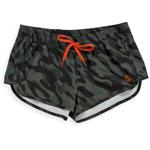 Women's True Camo Board Shorts