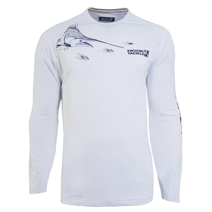 Men's Marlin Chase UV Fishing Shirt